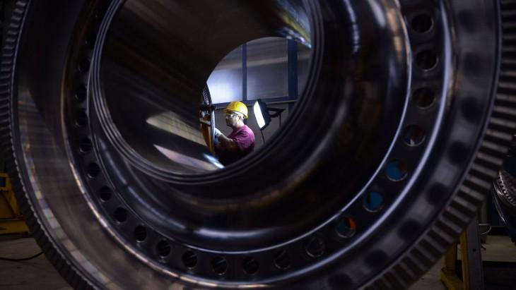 Turbines/Siemens: nouvelles sanctions de l'UE contre la Russie  - ảnh 1