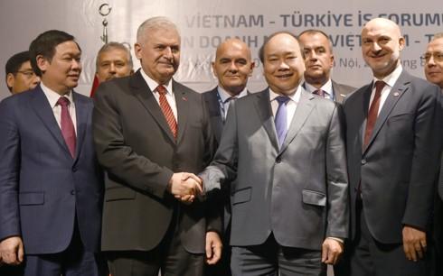 Forum des entreprises Vietnam-Turquie - ảnh 1