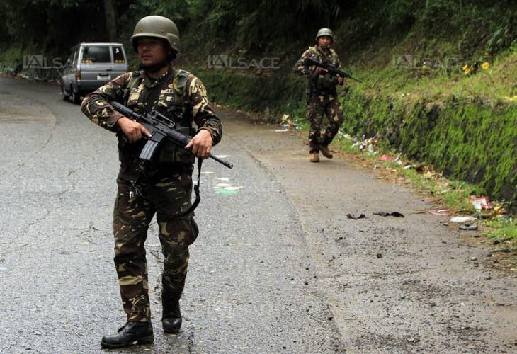 Philippines: 3 soldats tués et 52 blessés dans les affrontements à Marawi - ảnh 1
