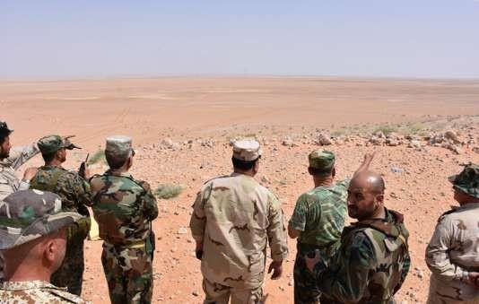 Syrie : L'armée d'Assad à la reconquête de Deir ez-Zor - ảnh 1