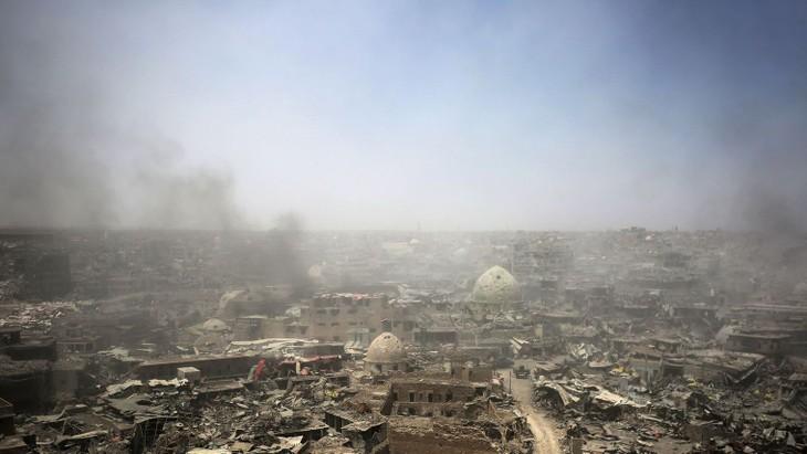 Irak: Les forces de sécurité tuent 80 membres de l'EI près de Tal Afar - ảnh 1