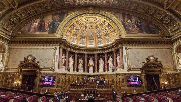 Sénatoriales : la droite conforte sa majorité, revers pour La République en marche - ảnh 1