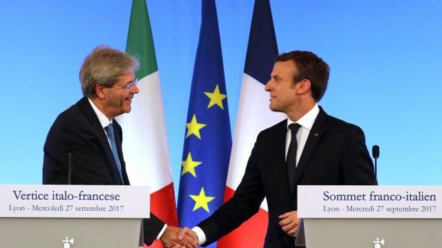 Ligne ferroviaire Lyon-Turin : la France et l'Italie « pleinement engagées » - ảnh 1