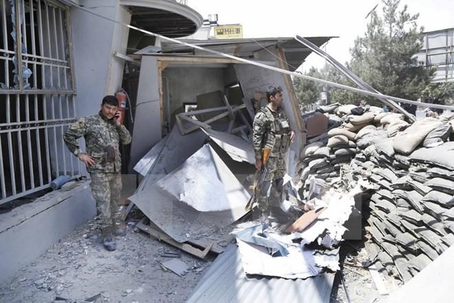 Afghanistan: 3 personnes tuées dans un attentat à la bombe à Kaboul - ảnh 1