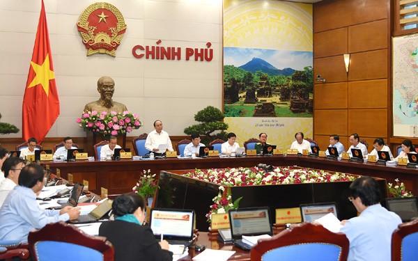 La réunion du gouvernement du mois de  septembre - ảnh 1