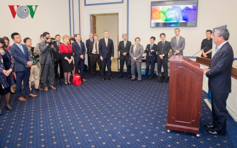 Un groupe parlementaire chargé de l'APEC voit le jour aux Etats-Unis - ảnh 1