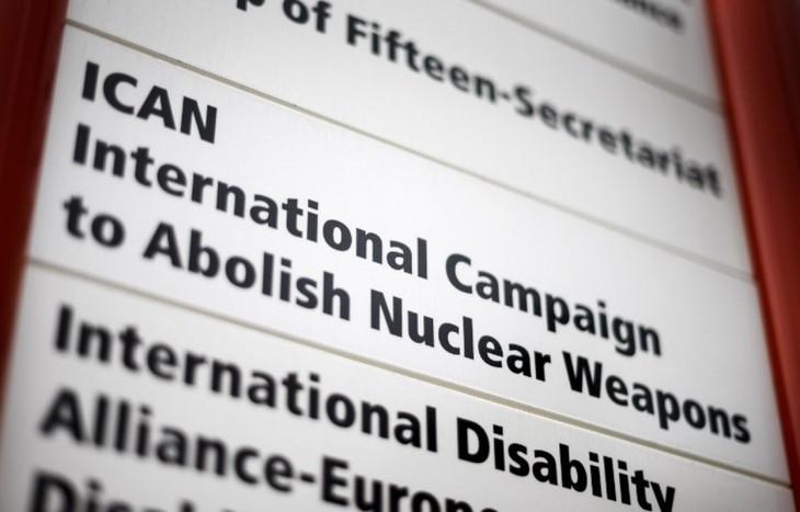 Le prix Nobel de la paix 2017 décerné à la campagne antinucléaire Ican - ảnh 1