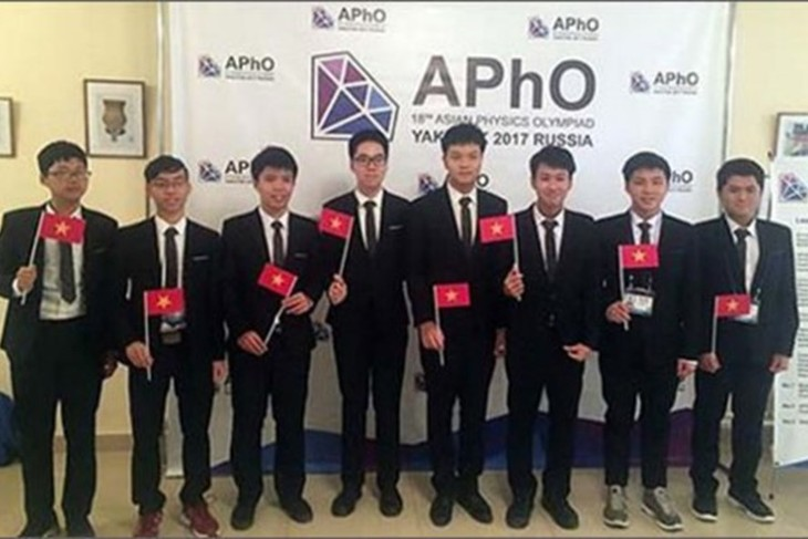 Le Vietnam organisera les 19èmes olympiades de physique d'Asie - ảnh 1