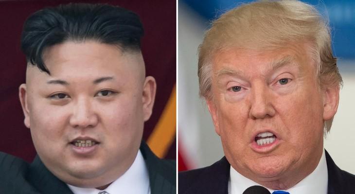 Pyongyang promet un déluge de feu à Donald Trump et aux Etats-Unis - ảnh 1