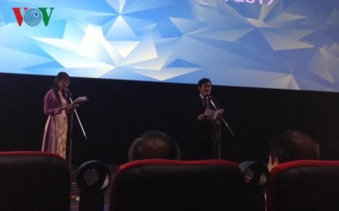 Ouverture de la semaine du cinéma de l'APEC - ảnh 1