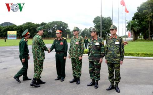 Tran Dai Quang travaille avec le ministère de la Défense - ảnh 1