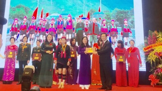 La remise du Prix de la femme vietnamienne 2017 - ảnh 1