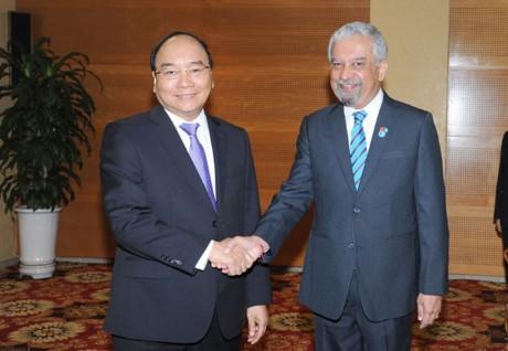 Le Vietnam prend en haute estime le rôle central de l'Onu dans le maintien de la paix - ảnh 1