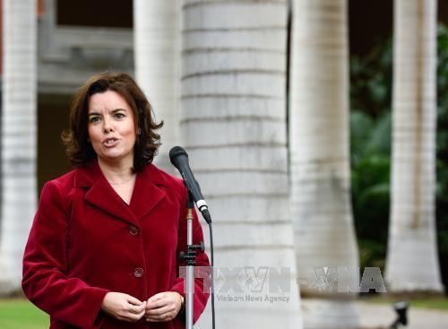 Catalogne: Madrid propose des élections pour résoudre la crise - ảnh 1