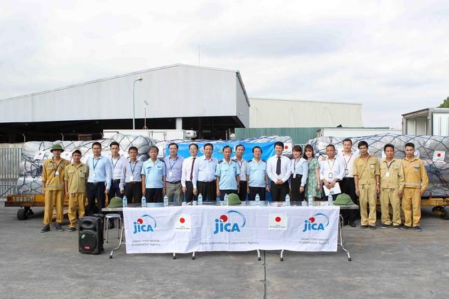 Crues: Le Japon envoie une aide d'urgence à Yen Bai et Hoa Binh - ảnh 1