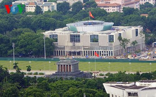 Ouverture de la 4ème session de l'Assemblée nationale - ảnh 1