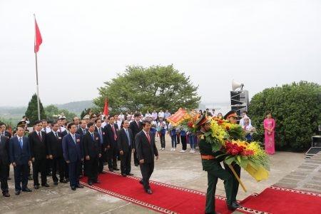 Le 70ème anniversaire de la victoire de la rivière Lo célébré à Phu Tho - ảnh 1
