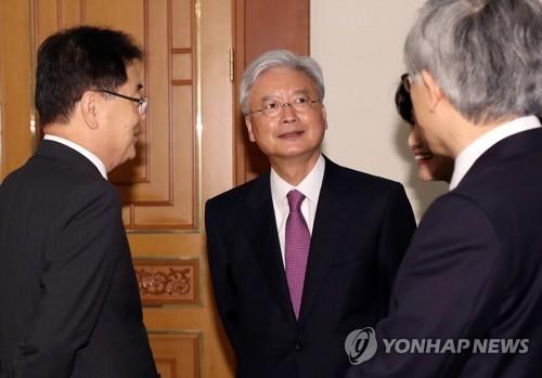 Séoul veut résoudre pacifiquement la question nord-coéenne - ảnh 1