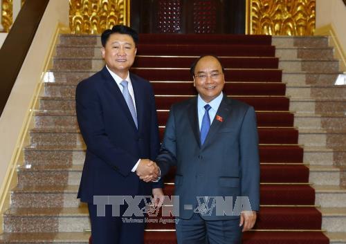 Hanoï souhaite renforcer la coopération sécuritaire avec Séoul - ảnh 1