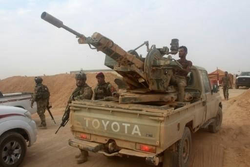 L'Irak lance la dernière grande bataille contre l'EI - ảnh 1