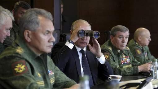Les exercices militaires russes inquiètent l'Otan - ảnh 1