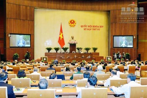 L'Assemblée nationale achève les débats sur la lutte anti-corruption - ảnh 1