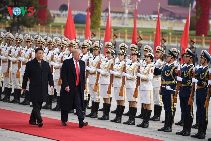 Donald Trump appelle Xi Jinping à agir vite et fort face à la RPD de Corée - ảnh 1
