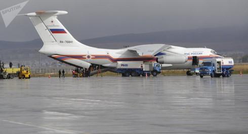 Typhon Damrey : remerciements à la Russie pour ses aides - ảnh 1
