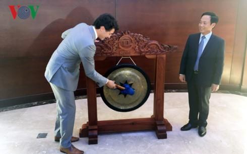 Le Premier ministre canadien en déplacement à Ho Chi Minh-ville - ảnh 1