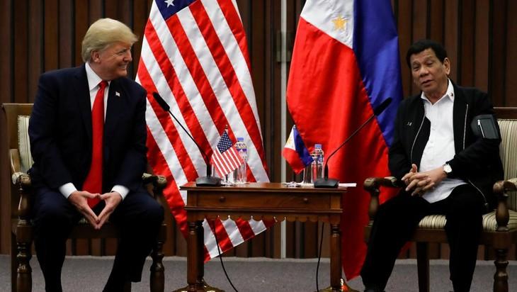 Trump offre sa médiation dans le conflit en mer Orientale - ảnh 1