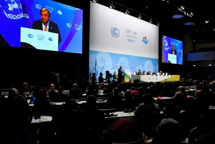 Cop23: Washington veut soutenir les énergies «propres», quelle que soit la source - ảnh 1