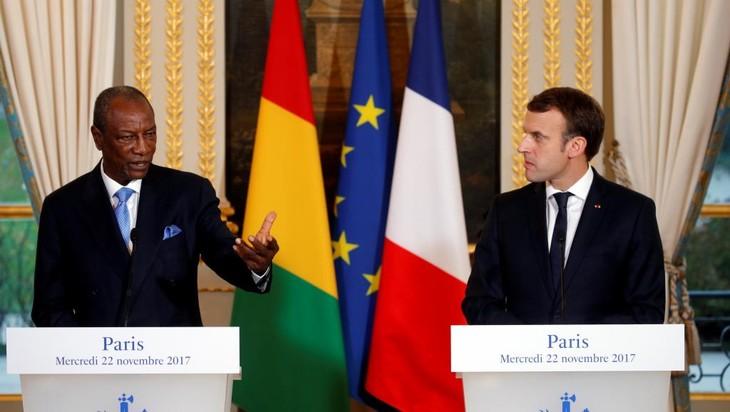 Esclavage en Libye: Paris demande une réunion « expresse » du Conseil de sécurité de l'ONU - ảnh 1