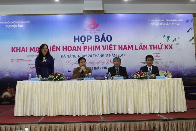 Ouverture du 20ème festival du film du Vietnam  - ảnh 1