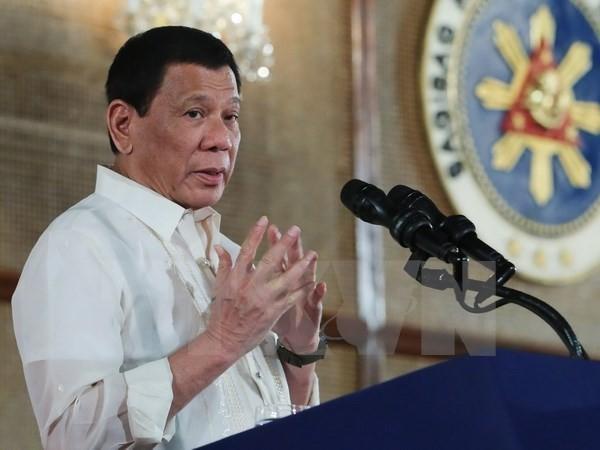Les Philippines mettent fin aux négociations avec des groupes de rebelles - ảnh 1