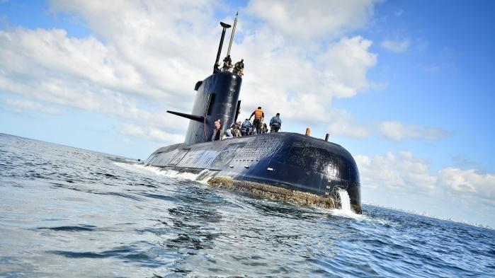 Le dernier message du sous-marin argentin disparu dévoilé - ảnh 1