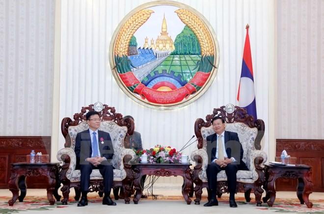 Le Laos souhaite intensifier la coopération judiciaire avec le Vietnam - ảnh 1