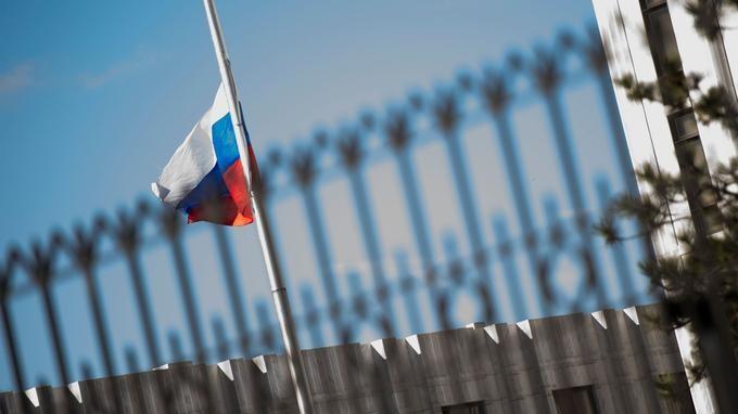 Affaire Skripal: Moscou demande à Londres de réduire son effectif diplomatique en Russie  - ảnh 1