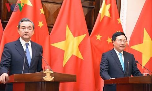 Le Vietnam souhaite développer le Partenariat stratégique intégral avec la Chine - ảnh 1