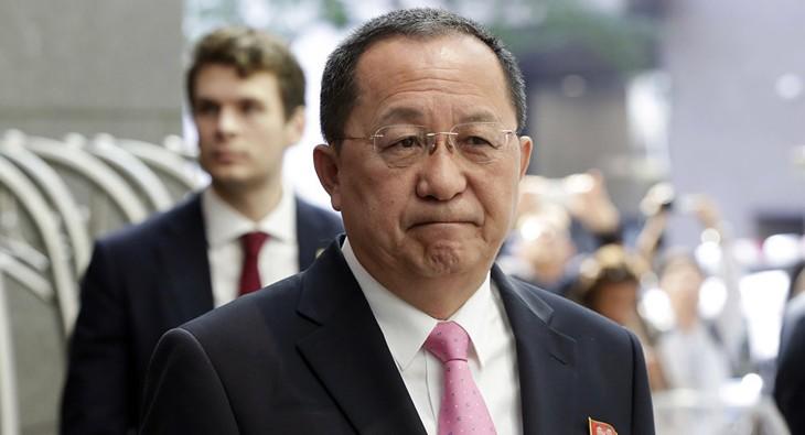 Le chef de la diplomatie nord-coréenne bientôt en Russie - ảnh 1