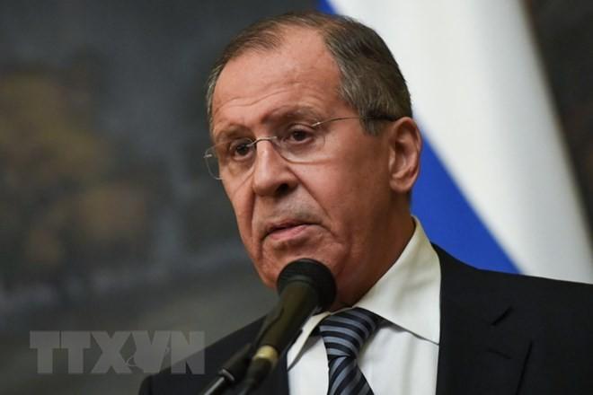 Lavrov: l'empoisonnement de Skripal pouvait être