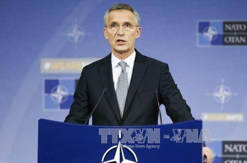 J.Stoltenberg met en avant le rôle de l'OTAN - ảnh 1