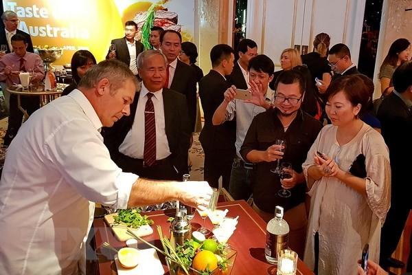 Taste of Australia apporte la cuisine et la musique australiennes au Vietnam - ảnh 1