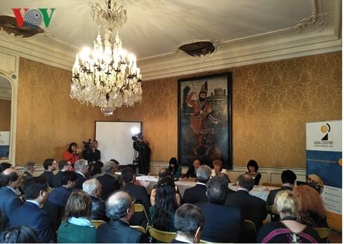 Séminaire sur les relations bilatérales vietnamo-françaises - ảnh 1