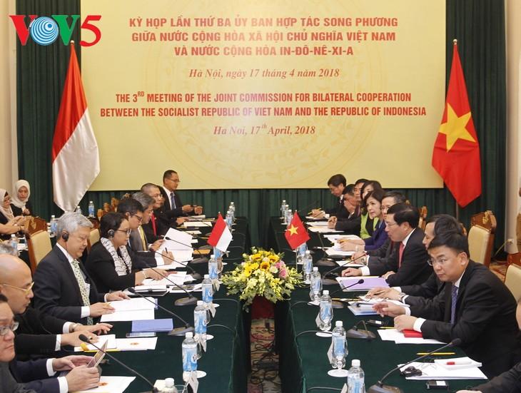 Approfondir le partenariat stratégique Vietnam-Indonésie - ảnh 1