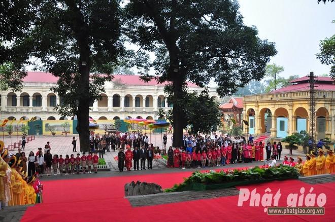 Cérémonie en hommage au roi Ly Thai Tô - ảnh 1