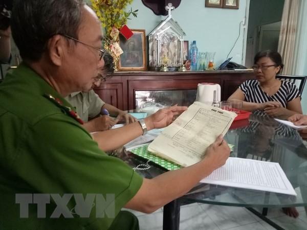 Le recensement général débute à Ho Chi Minh-ville - ảnh 1