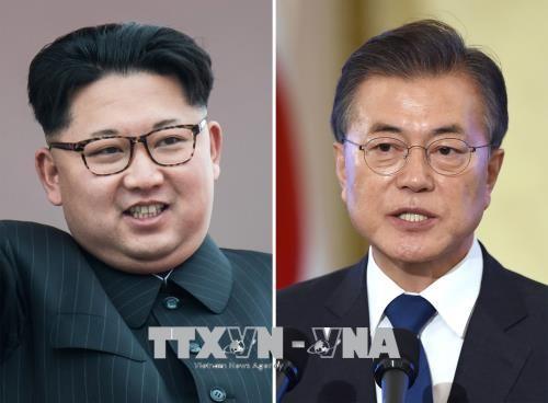 Sommet intercoréen : Des Sud-Coréens optimistes - ảnh 1