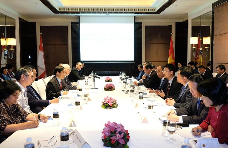 Nguyên Xuân Phuc: la stratégie vietnamienne pour la révolution 4.0 - ảnh 1