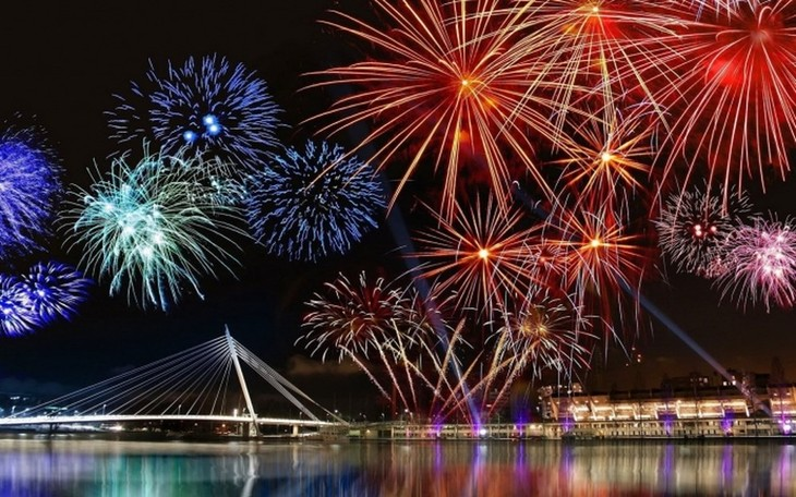 Concours international de feux d'artifice de Danang 2018 - ảnh 1