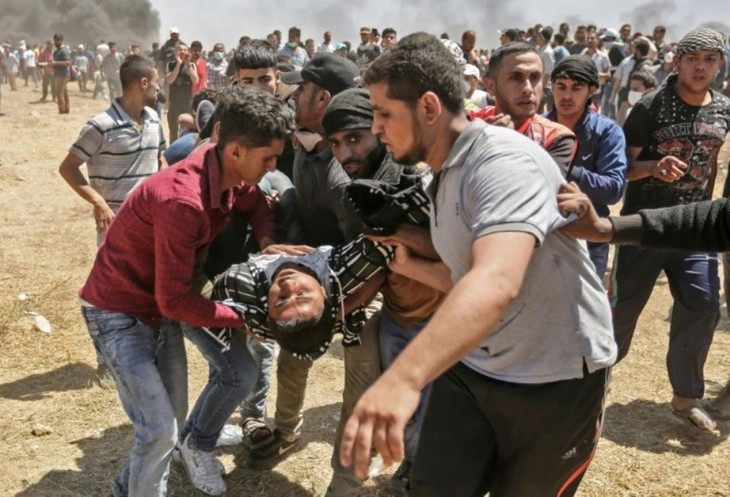 Bande de Gaza: Message de condoléances du président vietnamien - ảnh 1